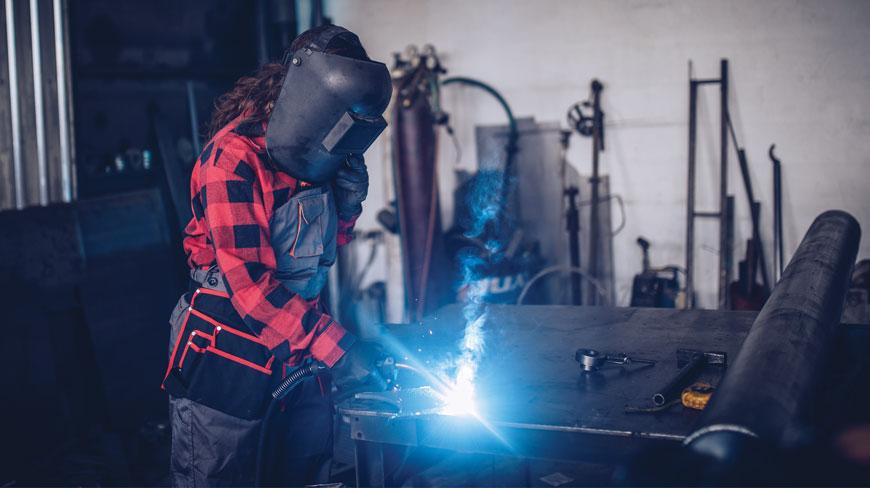 Super smaw welders