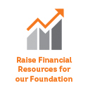 Raise Financial Resources for our Foundation