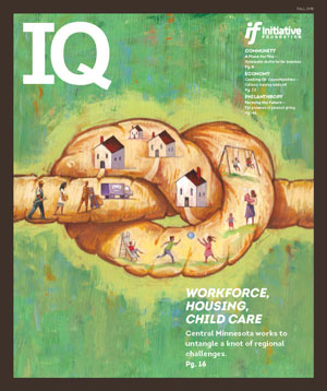 IQ Magazine, Fall 2018