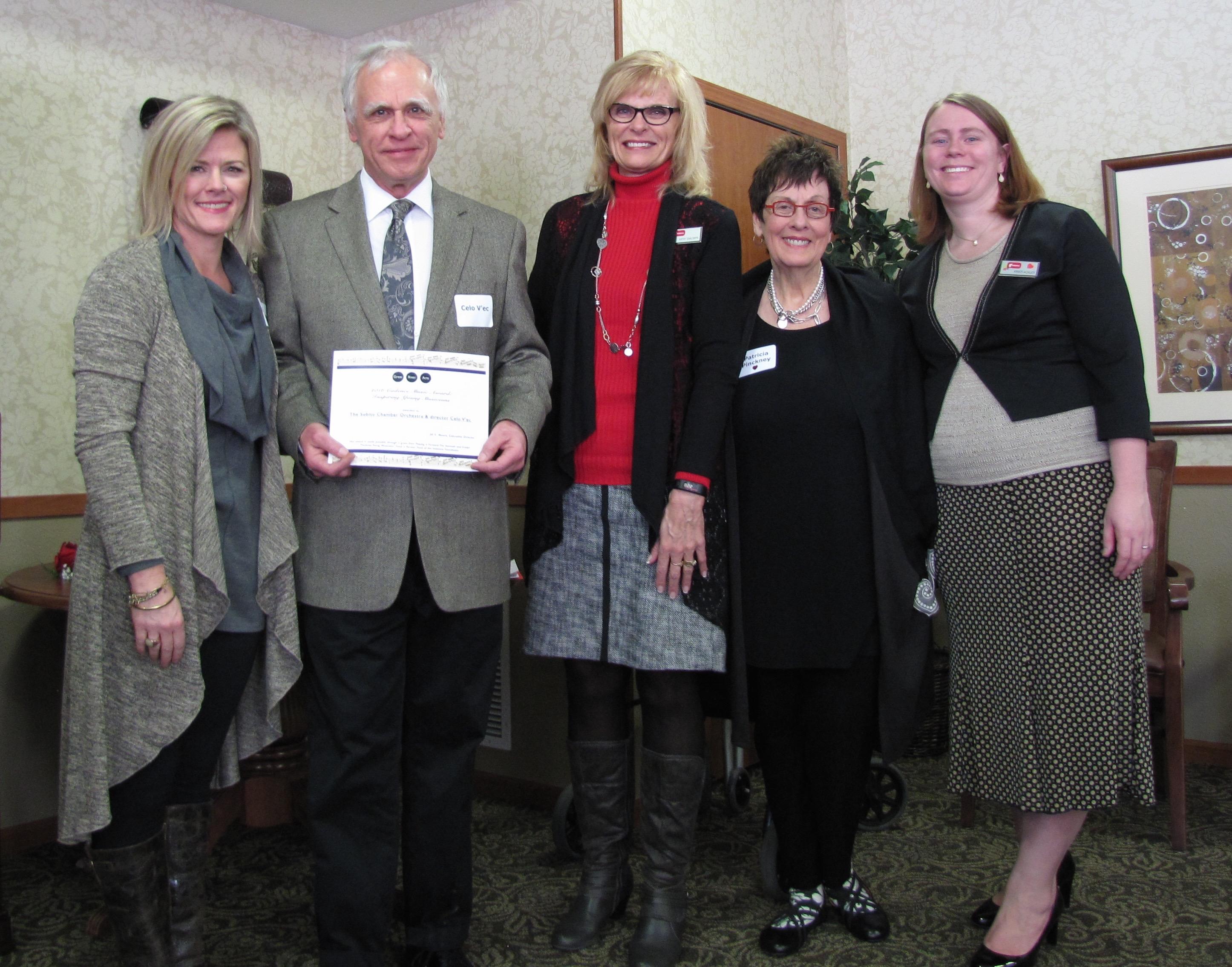Grant Award Picture