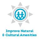 Improve Natural & Cultural Amenities