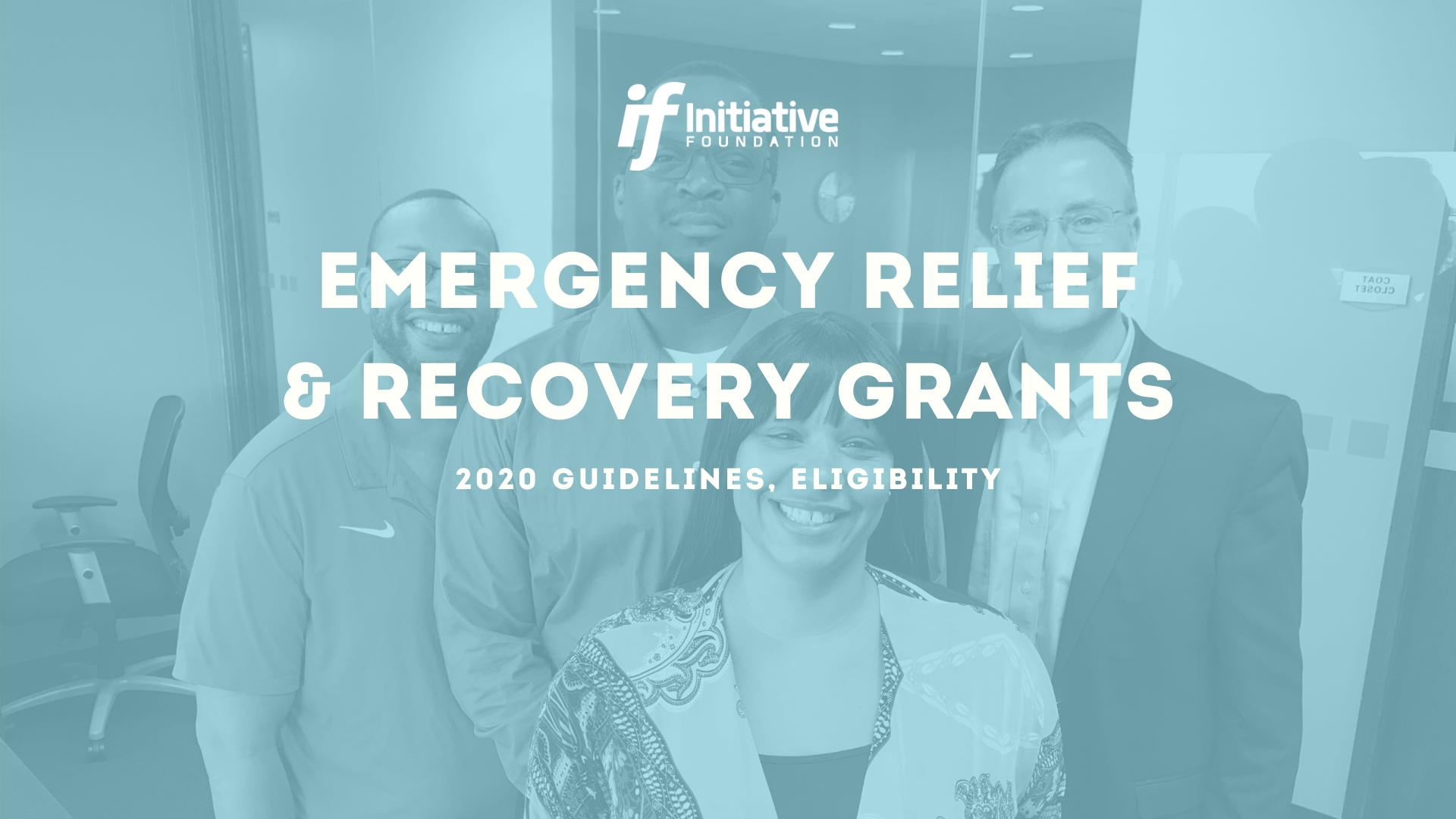Emergency Relief and Recovery Grants