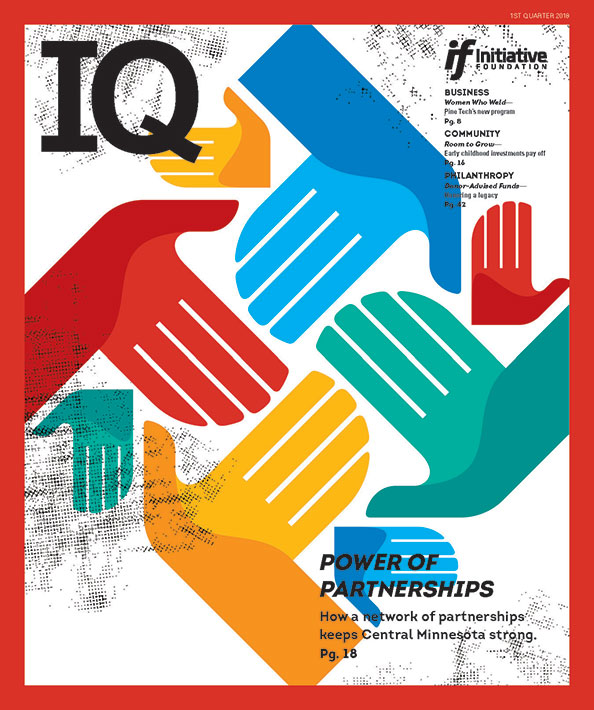 Initiative Quarterly Magazine