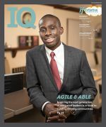 Initiative Foundation | IQ Magazine | Agile & Able Leaders